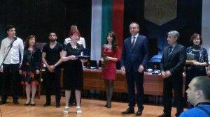 Награда Варна - Учител на годината 2015 1