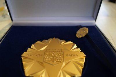 "Награда Варна""Колектив на годината"" 2017 година 2"