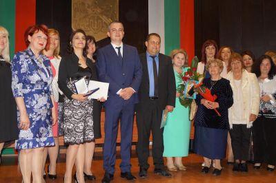 "Награда Варна""Колектив на годината"" 2017 година 4"