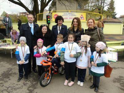 Детска олимпиада по безопасно движение по пътищата- гр.Търговище 1