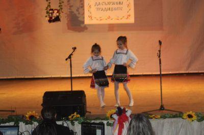 """Отлично представяне в Конкурса """"Да съхраним традициите"""" в гр. Шумен 2"""
