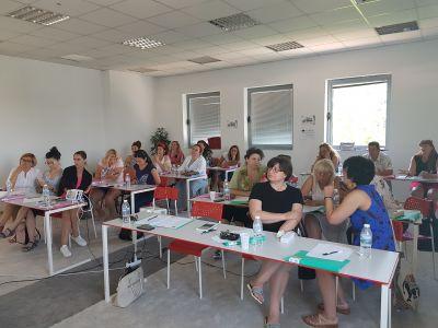 """Проведено обучение по Проект """"Квалификация за професионално развитие на педагогически специалисти"""" 2"""