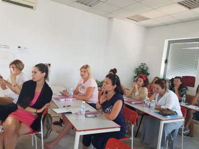 """Проведено обучение по Проект """"Квалификация за професионално развитие на педагогически специалисти"""" 3"""